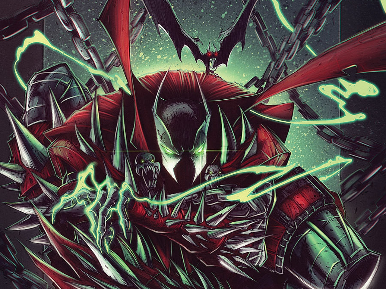 Spawn Computer Wallpapers, Desktop Backgrounds | 1280x960 | ID:393013