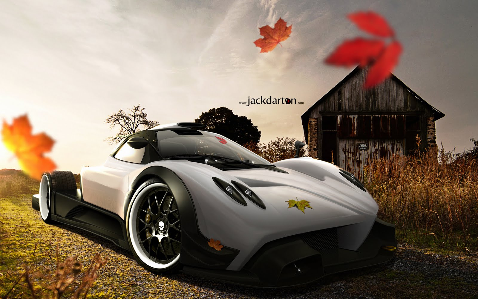 cars HD Wallpapers Cool desktop backgrounds Pagani Zonda Car High 1600x1000
