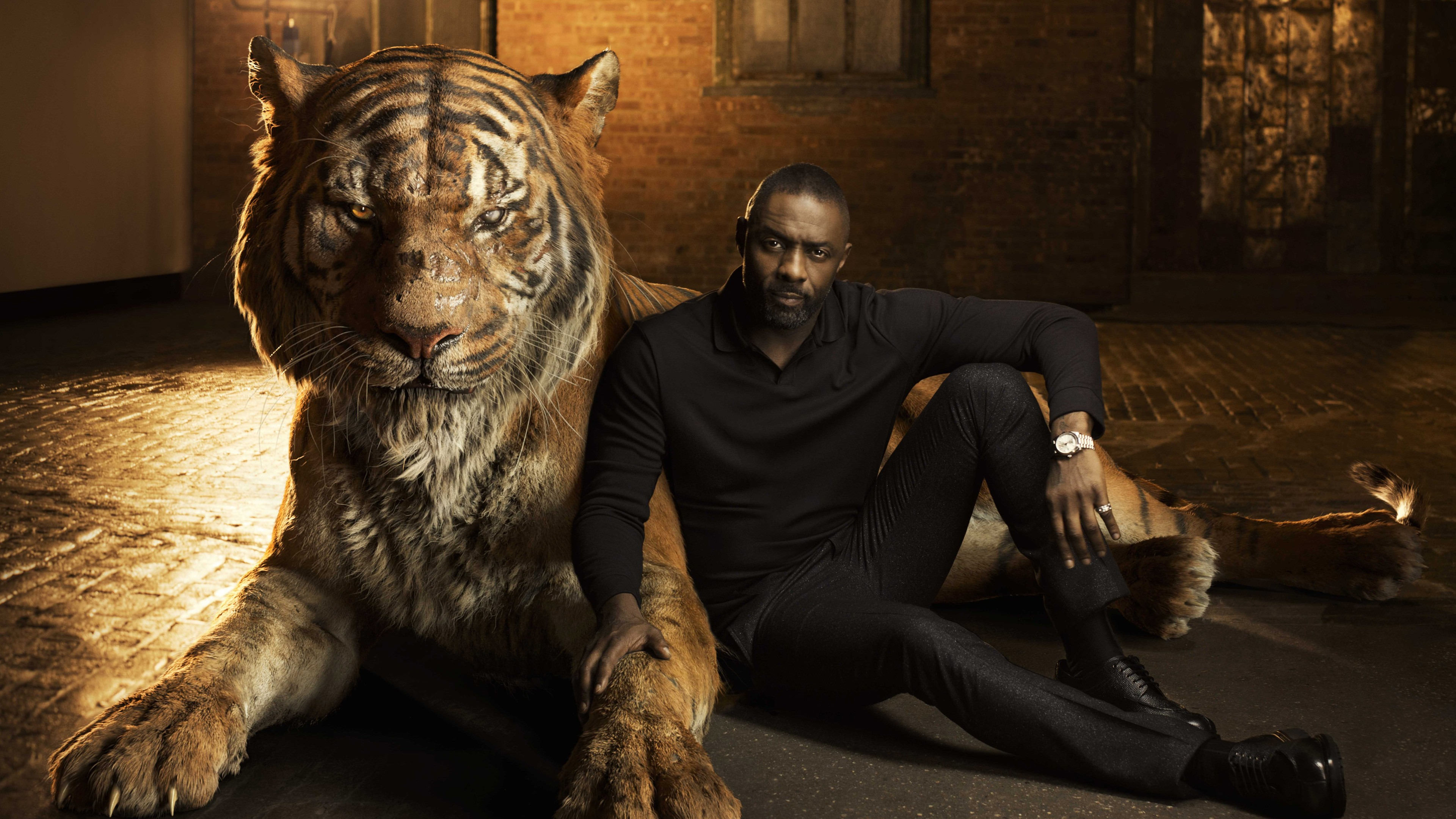 Idris Elba Actor Voice HD Wallpaper 67015 3840x2160px 3840x2160