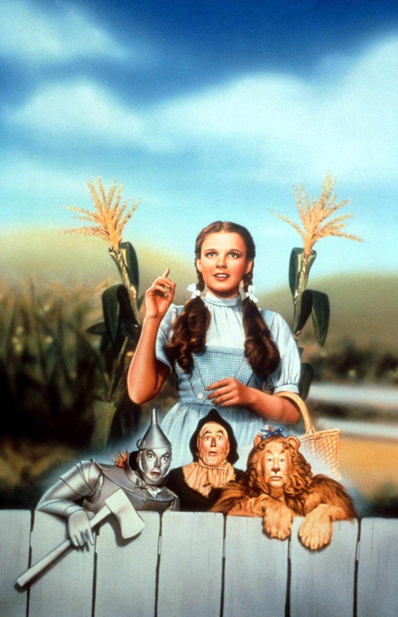 Wizard Of Oz Wallpaper [1365x2112
