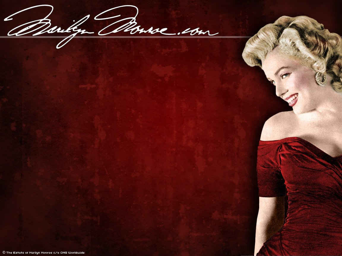Free Download Marilyn Monroe Wallpaper Desktop Photo 1152x864