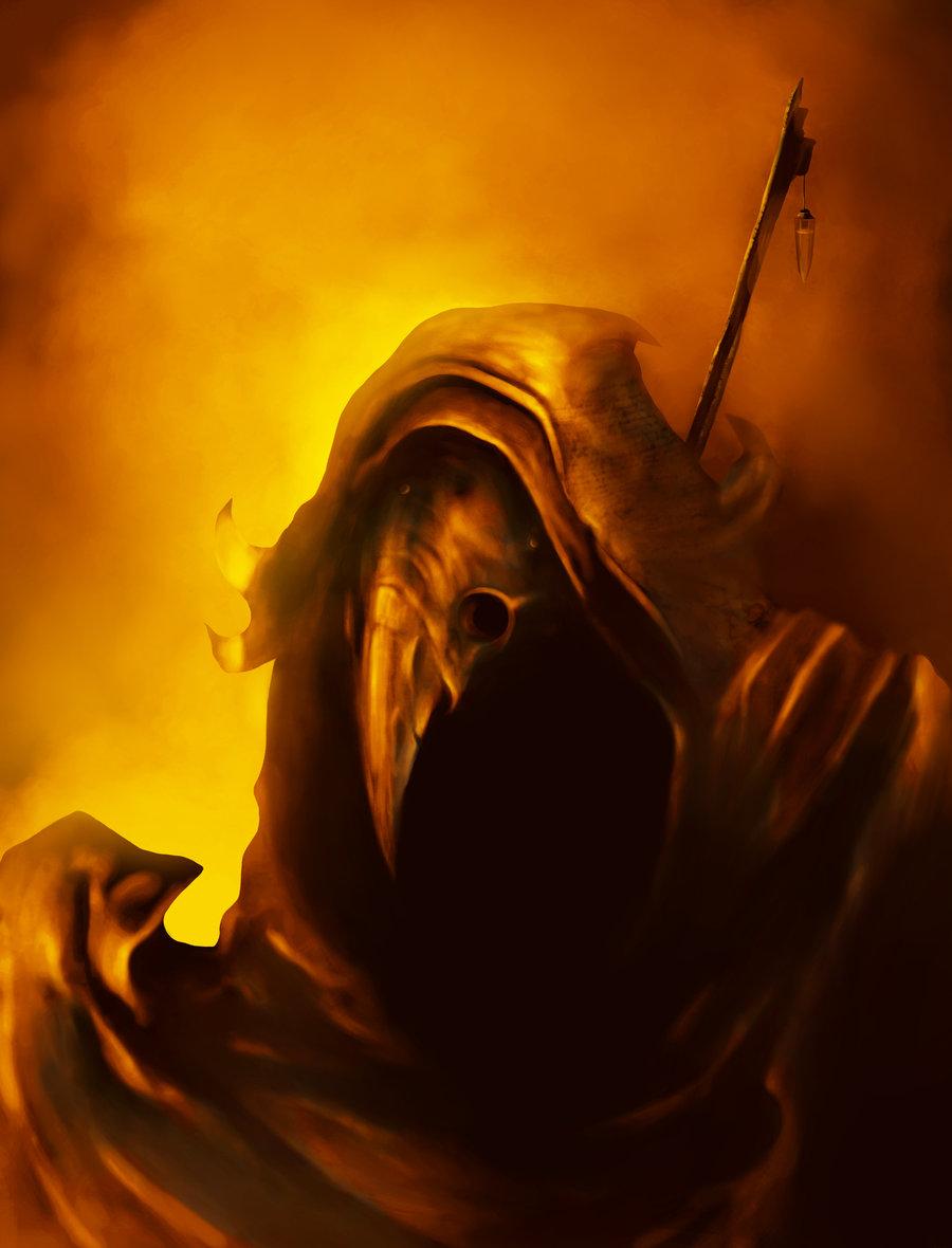 Plague Doctor by FeRnIx 900x1180
