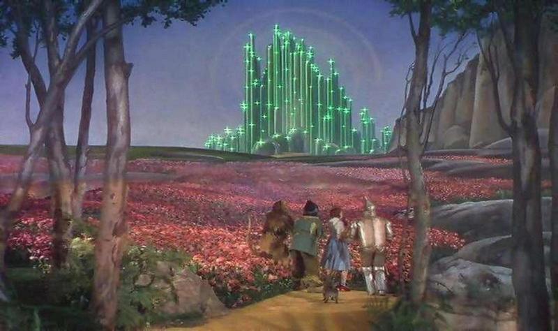 Wizard Of Oz Desktop Wallpaper Wallpapersafari