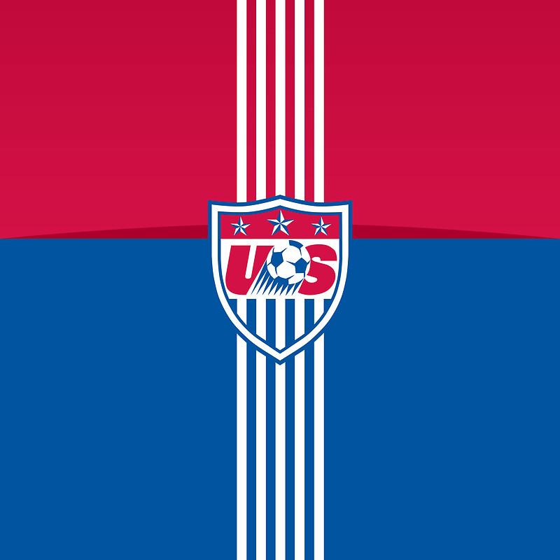 US Soccer Team Badge Apple iPhone 5 Wallpaper download   Download 800x800