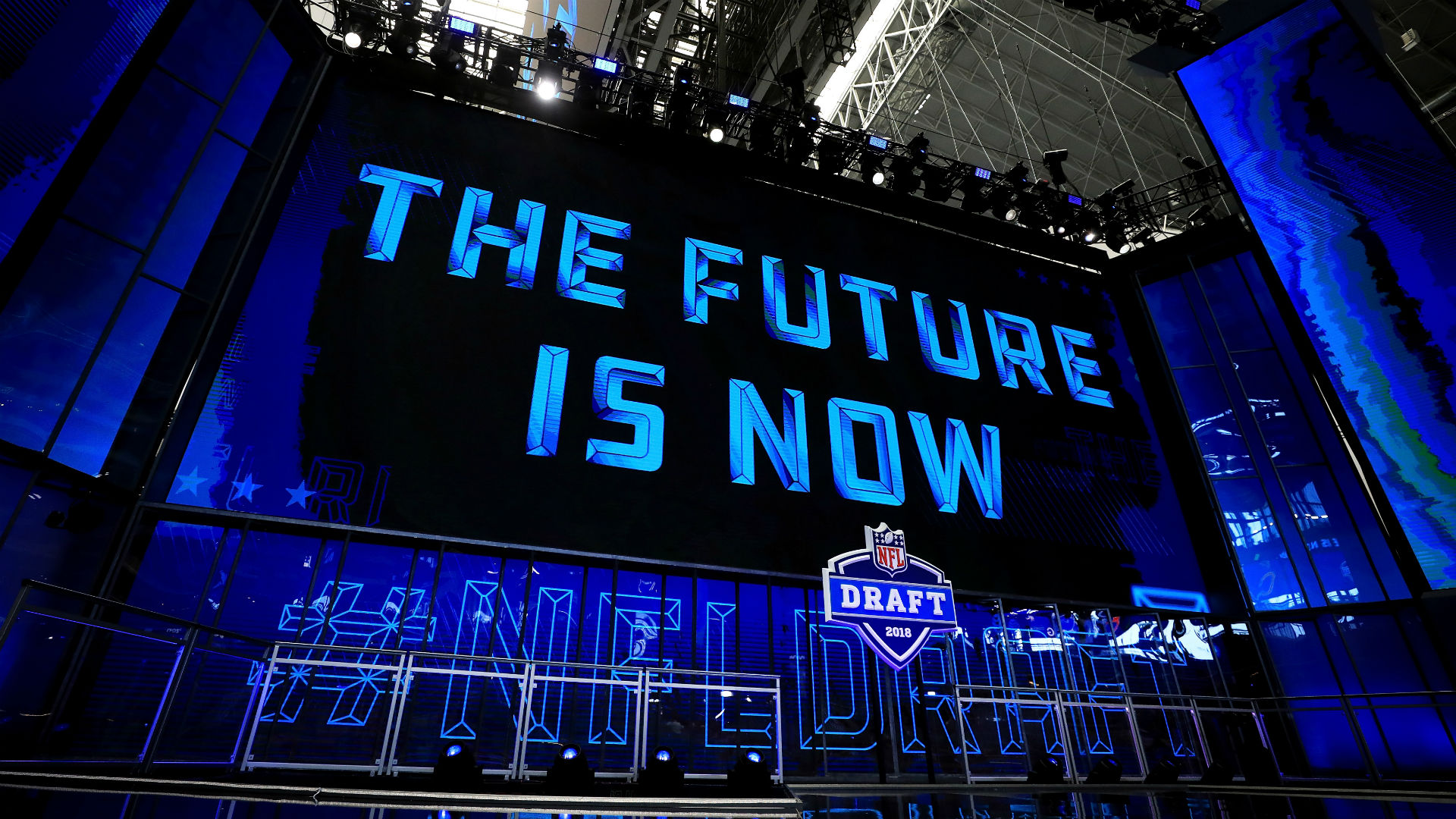 What time does 2019 NFL Draft start today Live TV coverage 1920x1080
