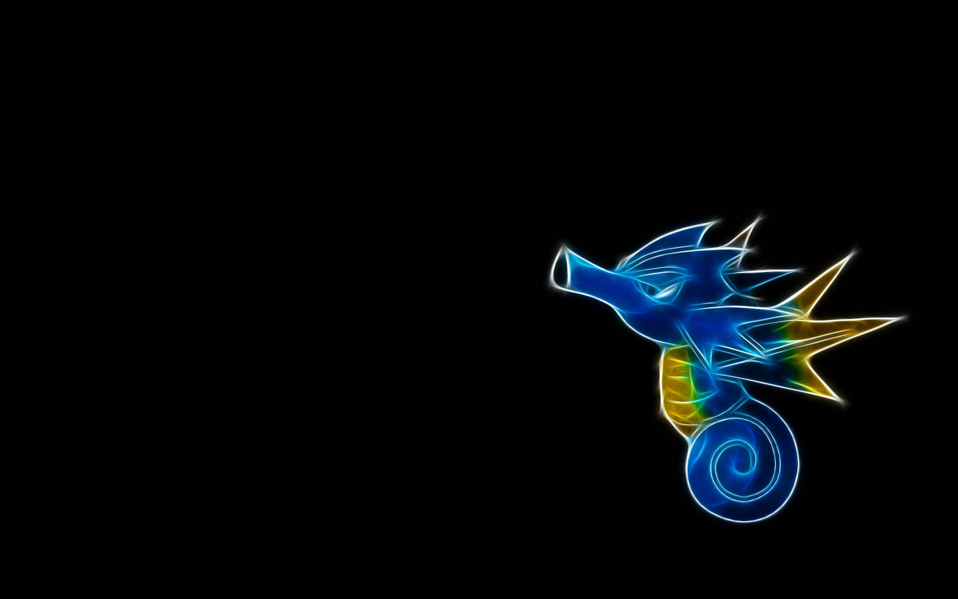 Seadra Pokemon wallpaper   717542 1920x1200