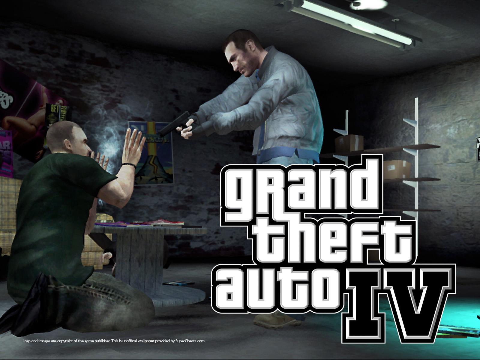 Faizan Ahemd GTA 4 Grand Theft Auto Full Edition Download 1600x1200