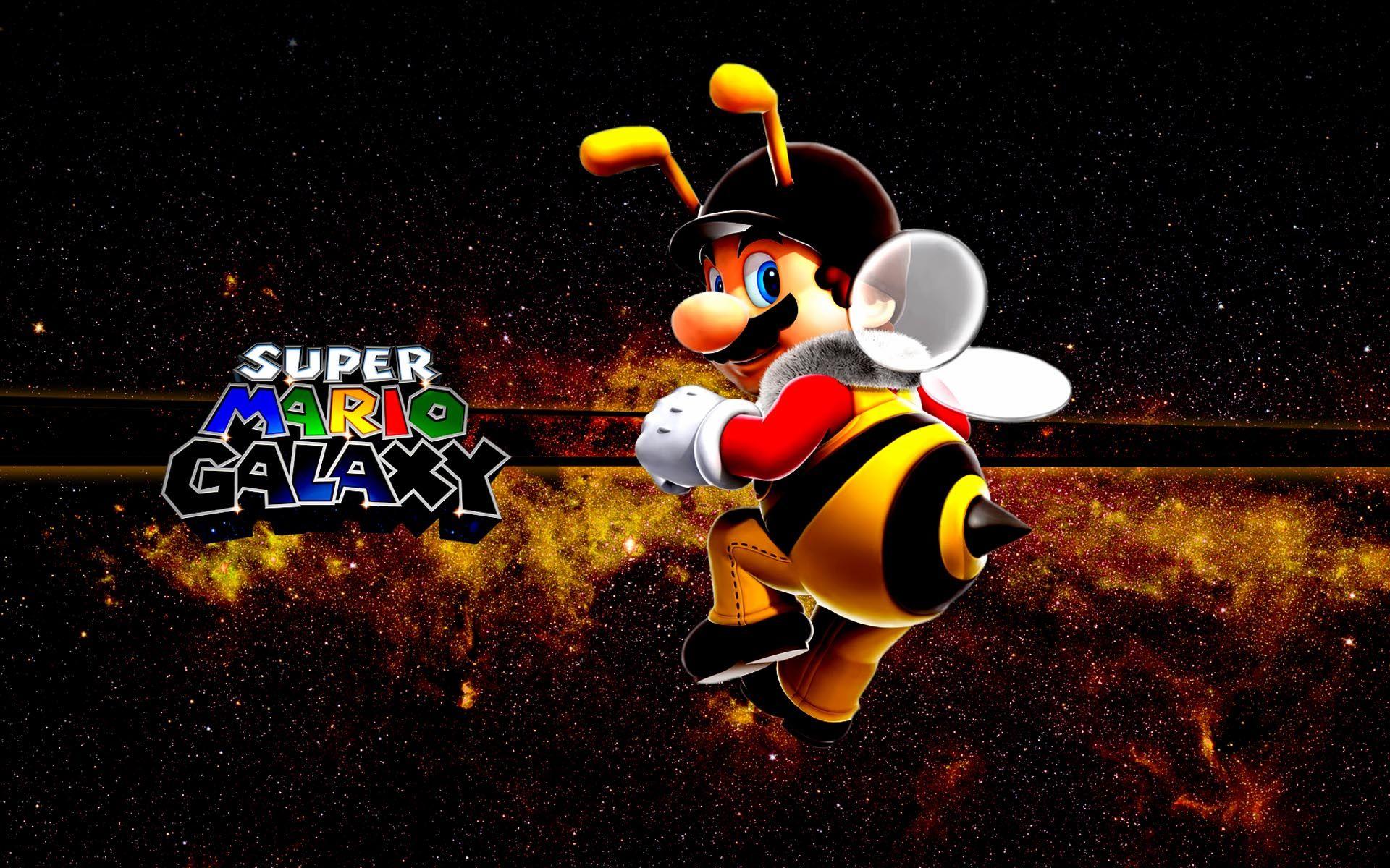 Super Mario Galaxy Wallpapers: Super Mario Wallpaper