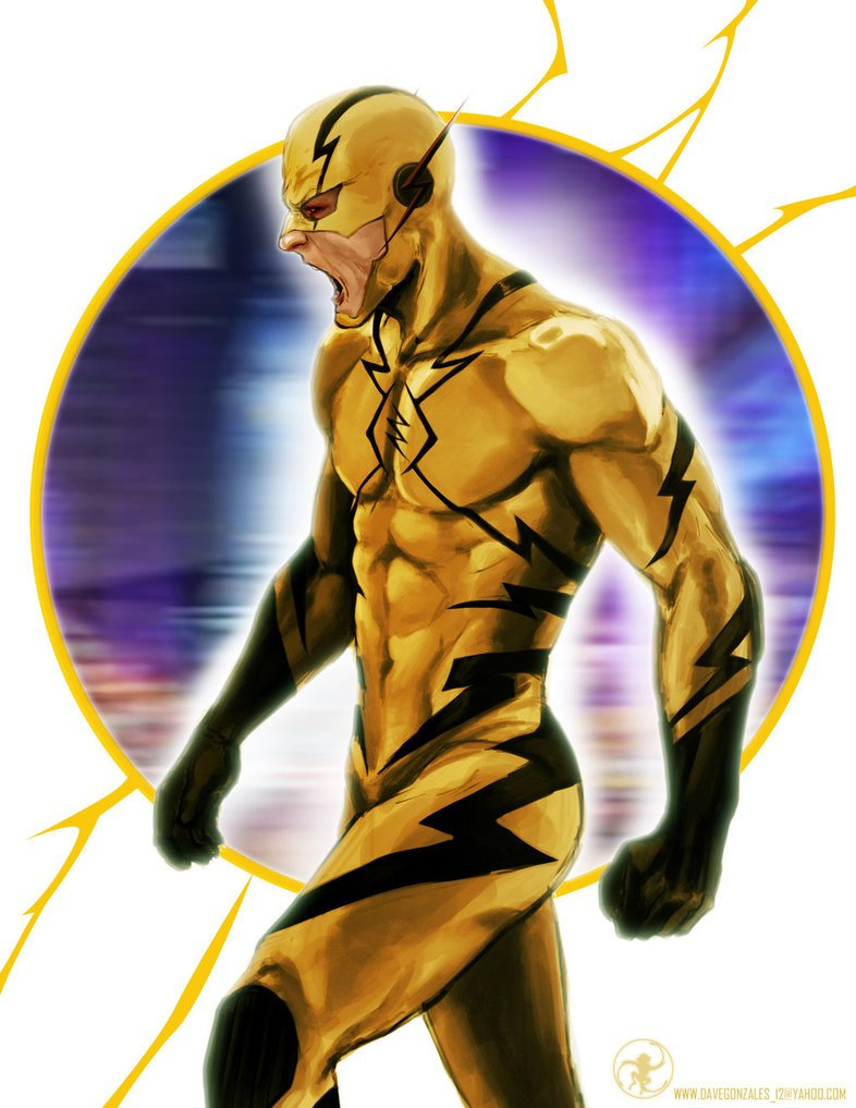 Flash Reverse Flash Wallpaper Reverse Flash by Turpentine 08 786x1017