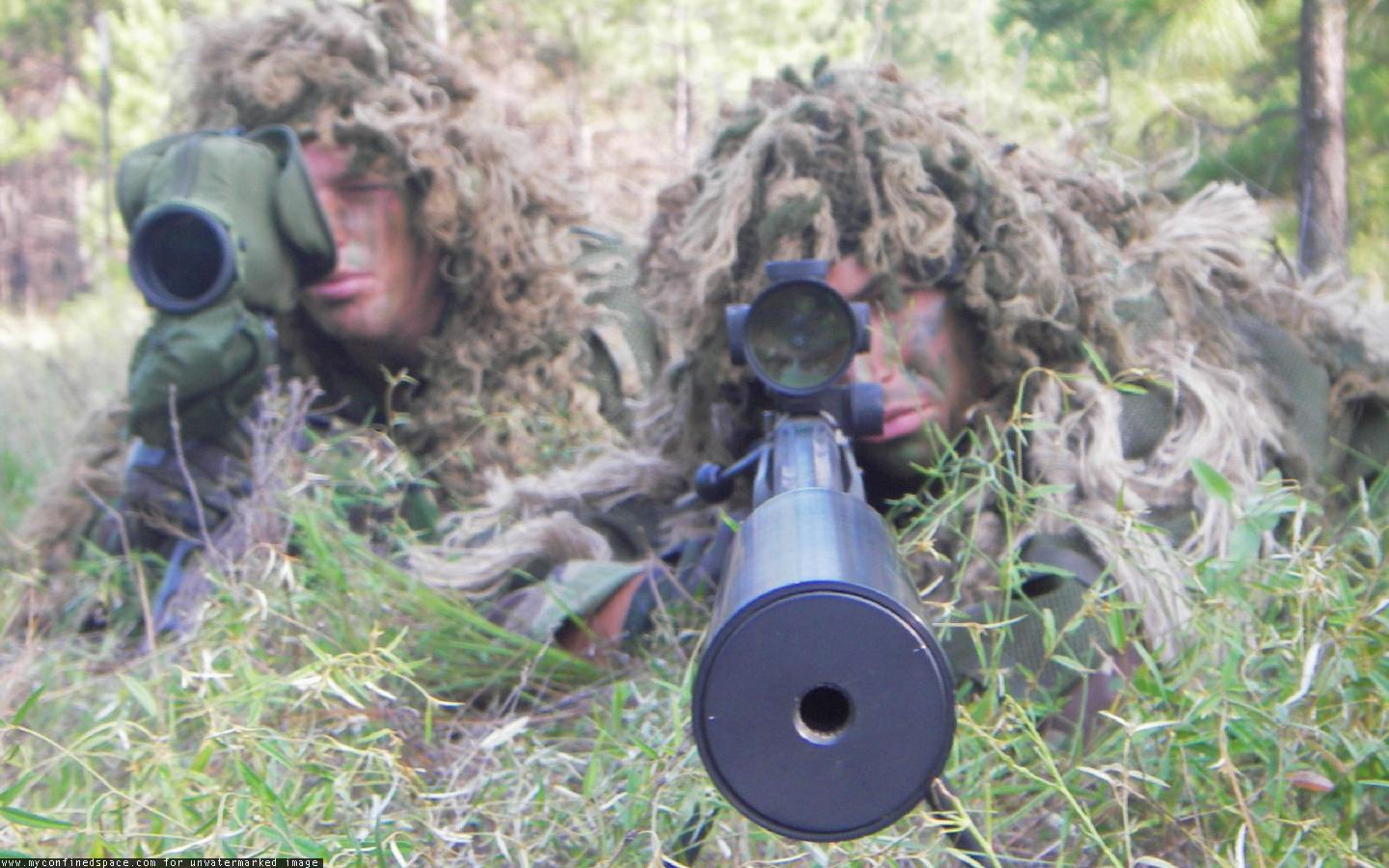 Us Army Sniper Ghillie 10330 Hd Wallpapers in War n Army   Imagesci 1440x900