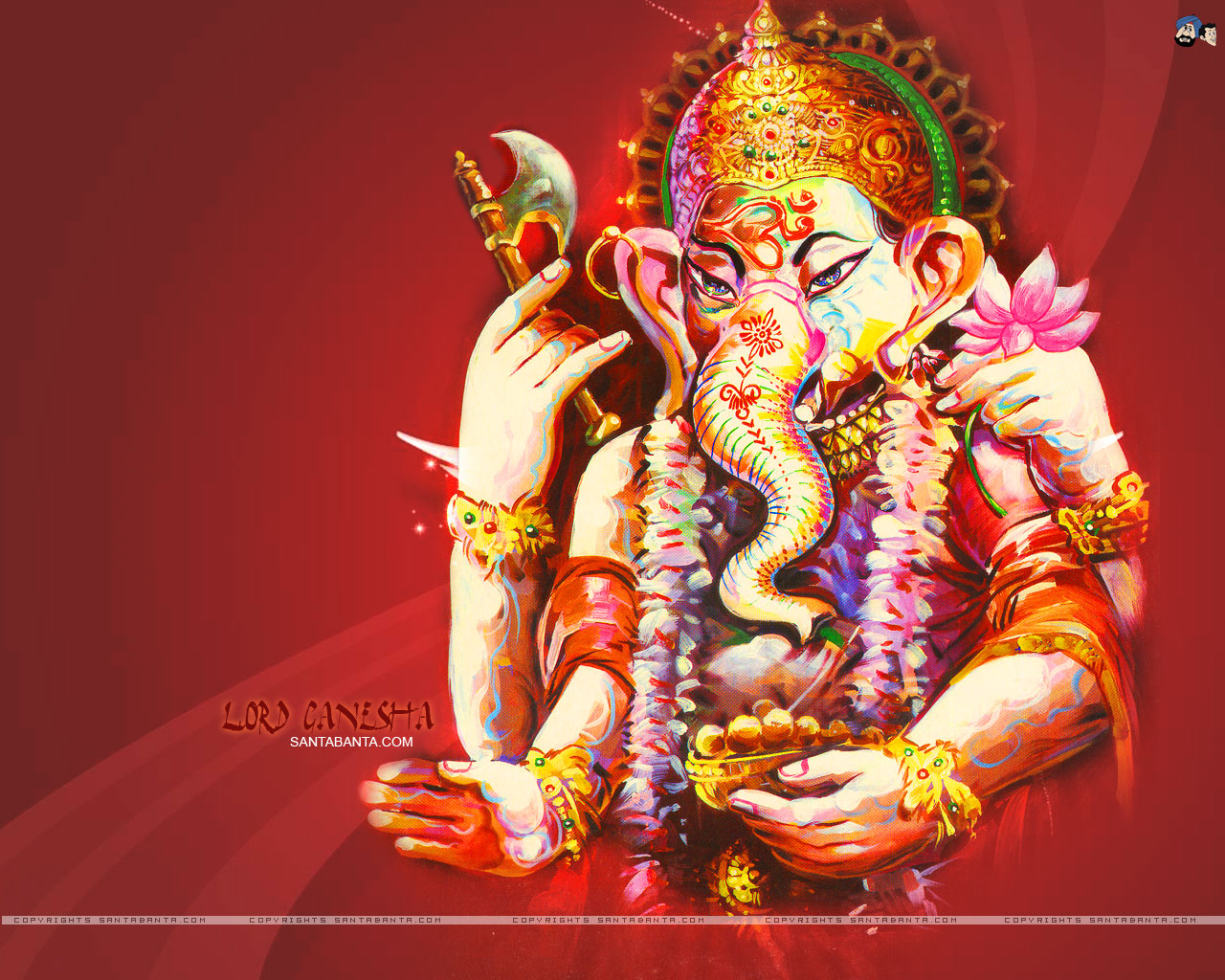 Pictures Of Lord Ganesha Wallpapers