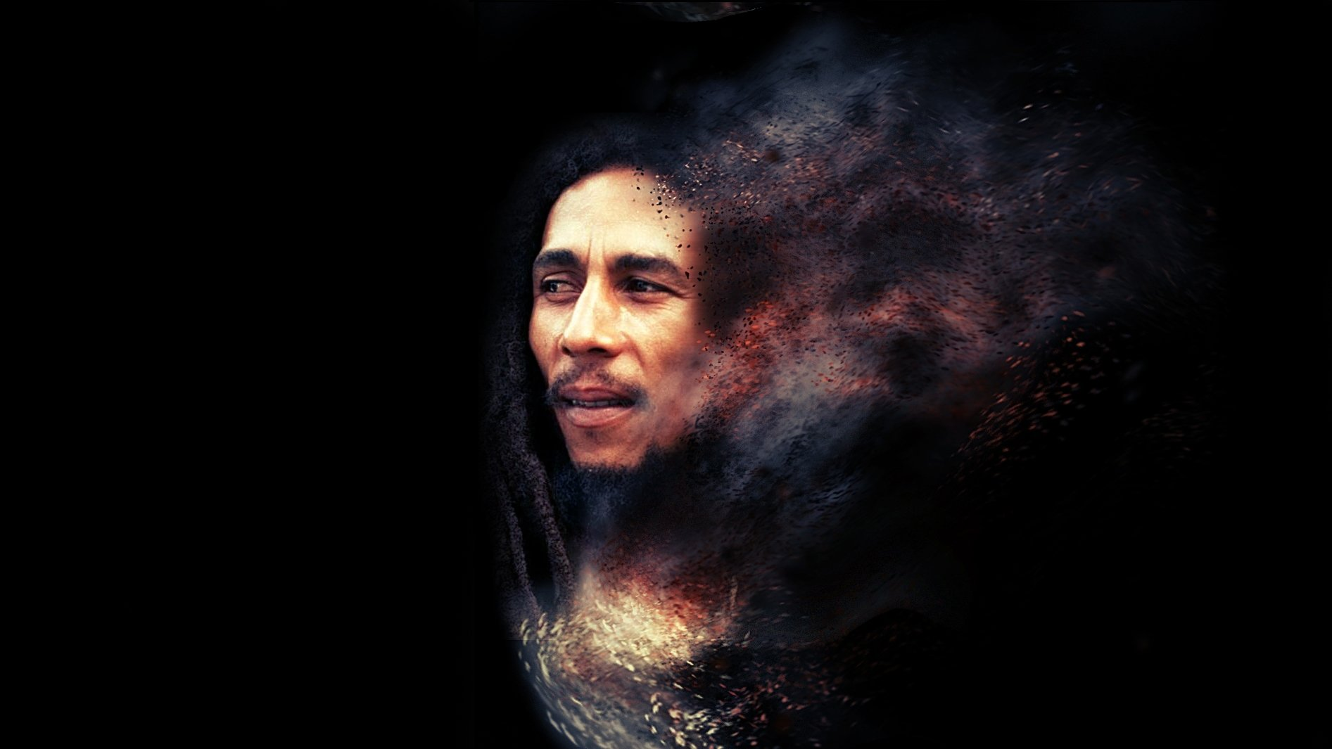 1893x1065px Bob Marley Background Wallpapersafari