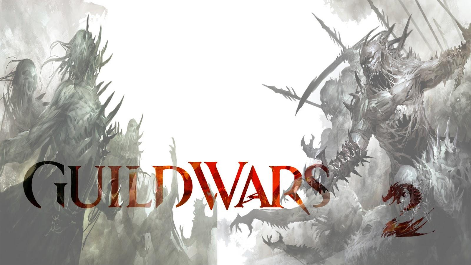 Guild Wars 2 Video Games Charr Wallpapers Hd Desktop: Guild Wars 2 Wallpaper