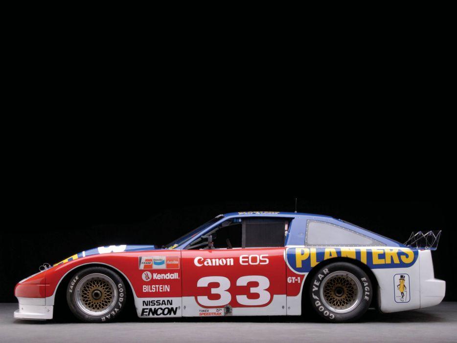 1986 Nissan 300ZX Turbo IMSA GTO Z31 racing race classic f 934x700