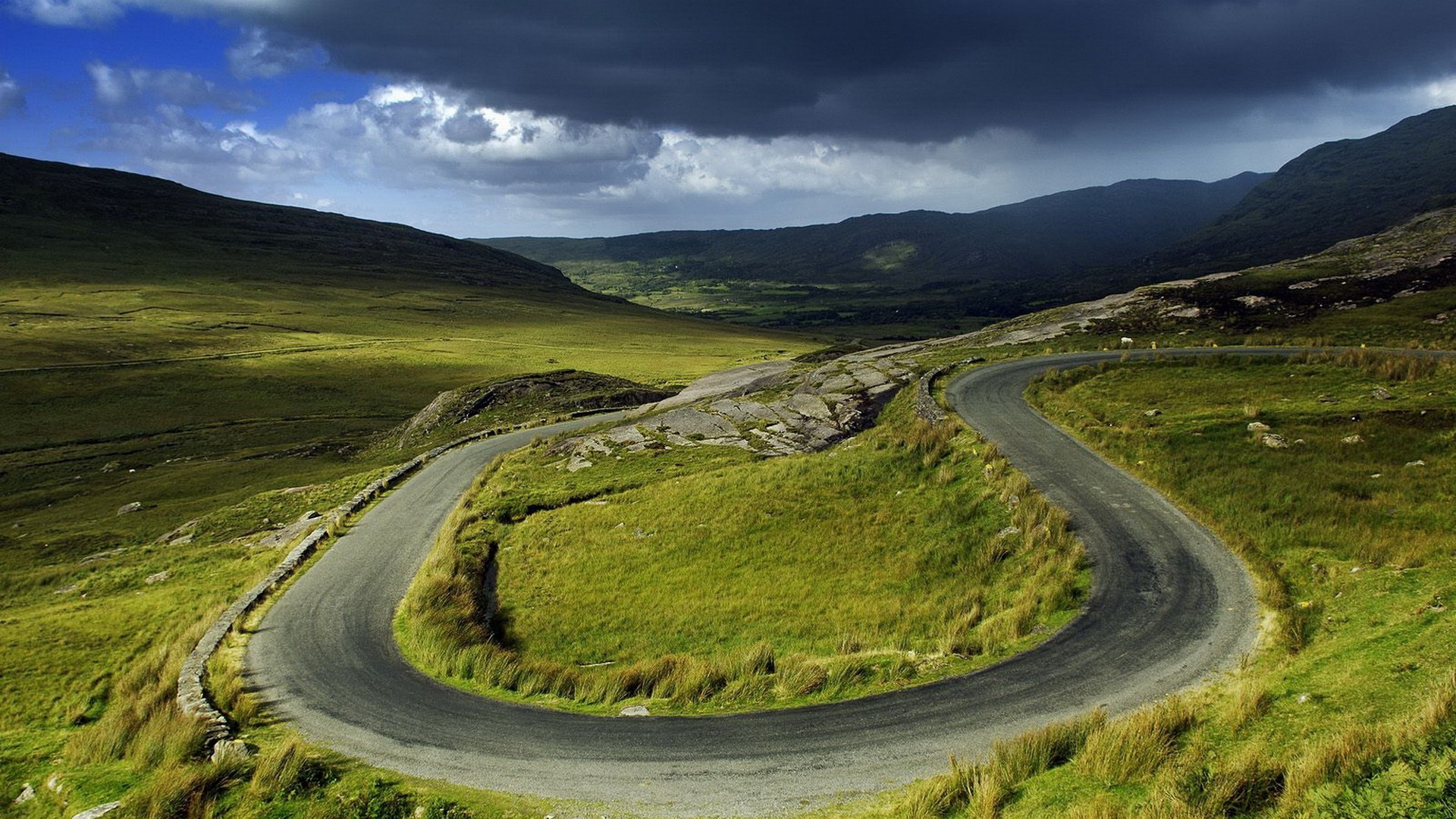 Healy Pass Ireland wallpaper   1034574 1920x1080
