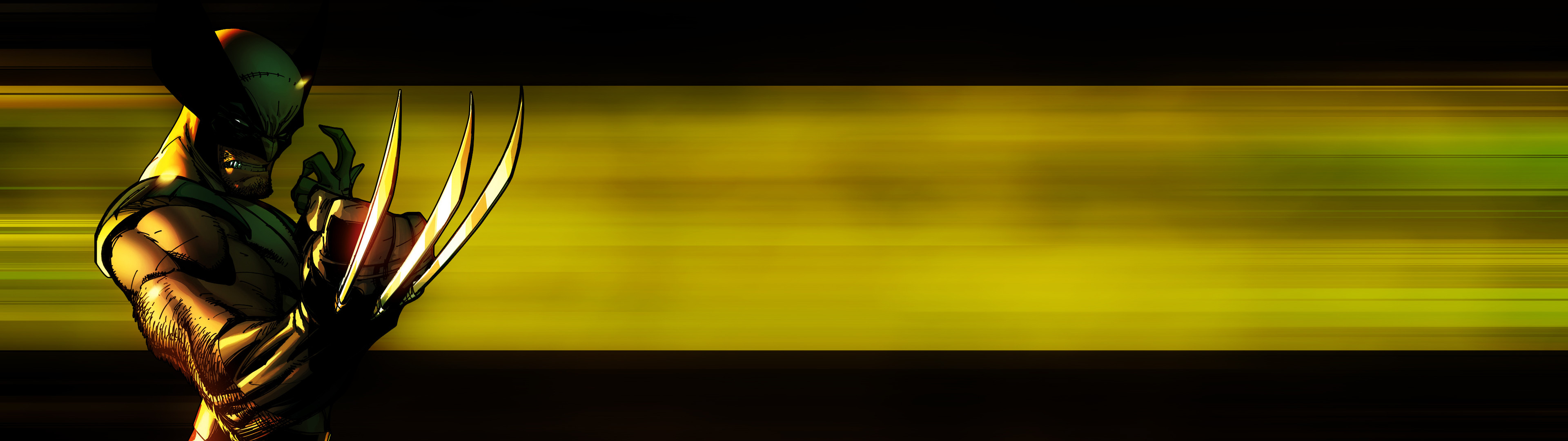 Wolverine Dual Monitor 1920x1080 iimgurcom 3840x1080