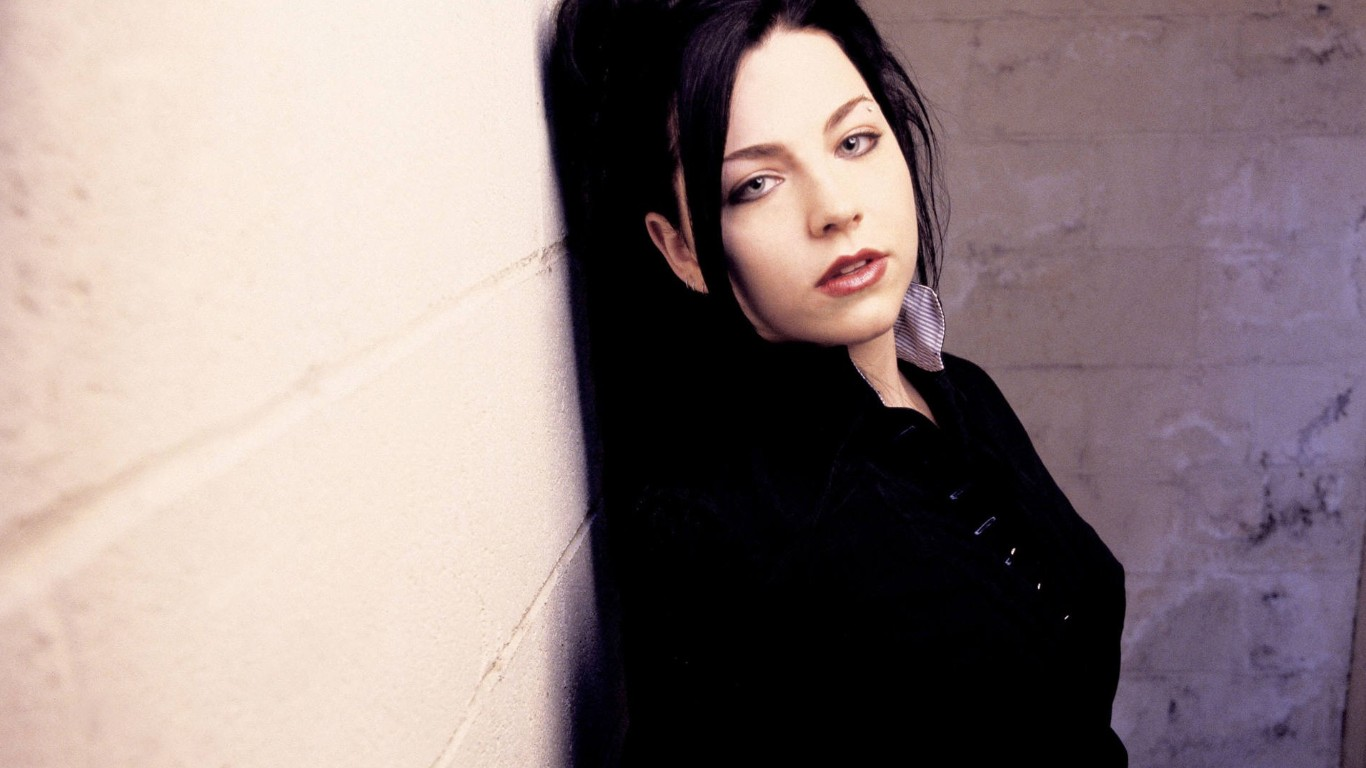 Amy Lee HD Wallpapers 1366x768