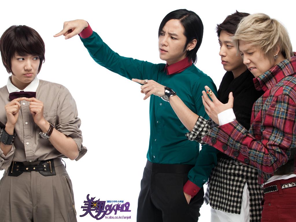Korean Dramas images Youre Beautiful Wallpaper wallpaper photos 1024x768