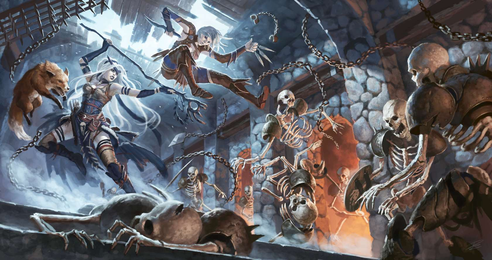 Pathfinder RPG Wayne Reynolds Rpg and Wizards 1680x889