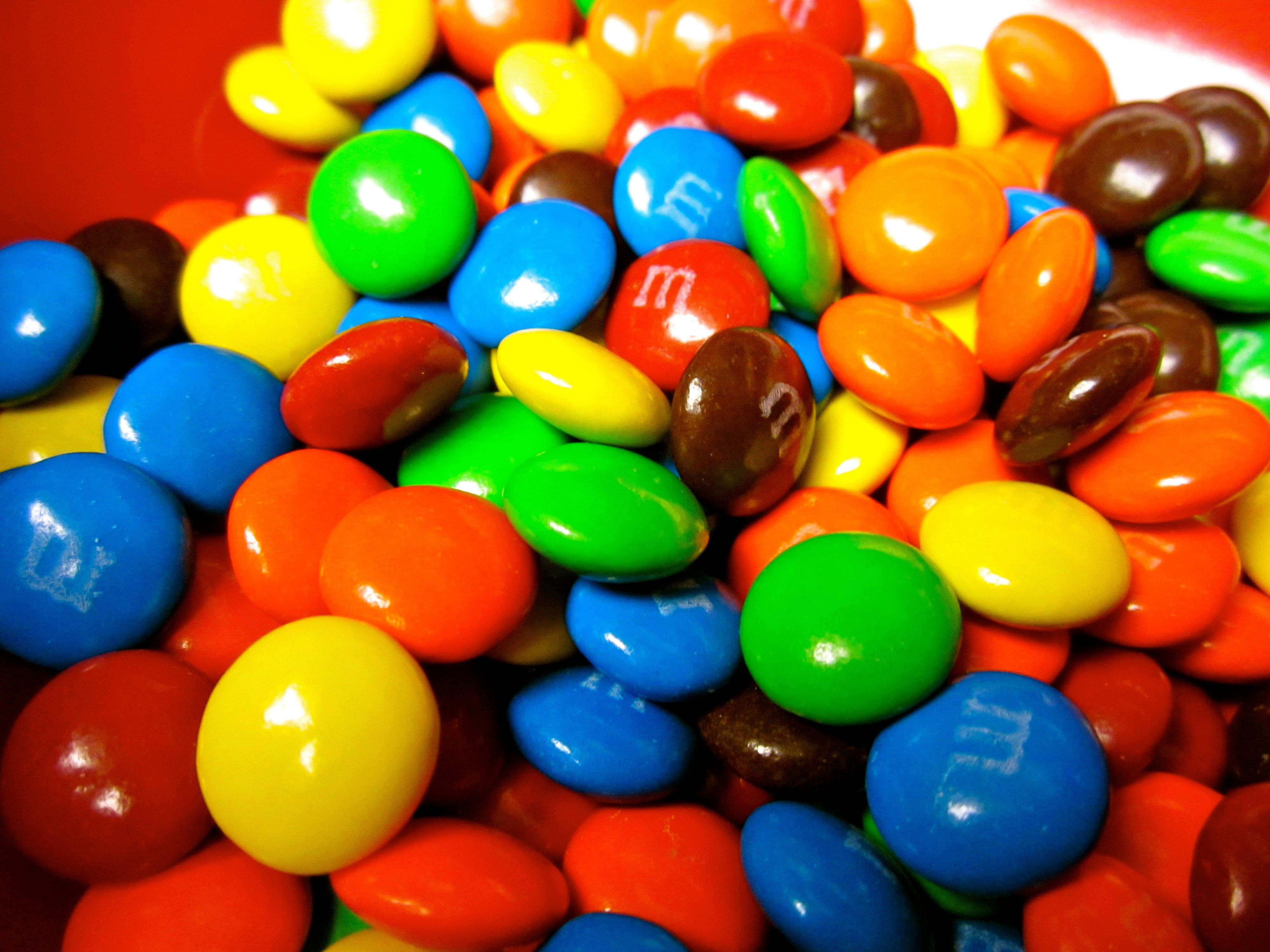M And M Wallpaper: M&M Candy Wallpaper