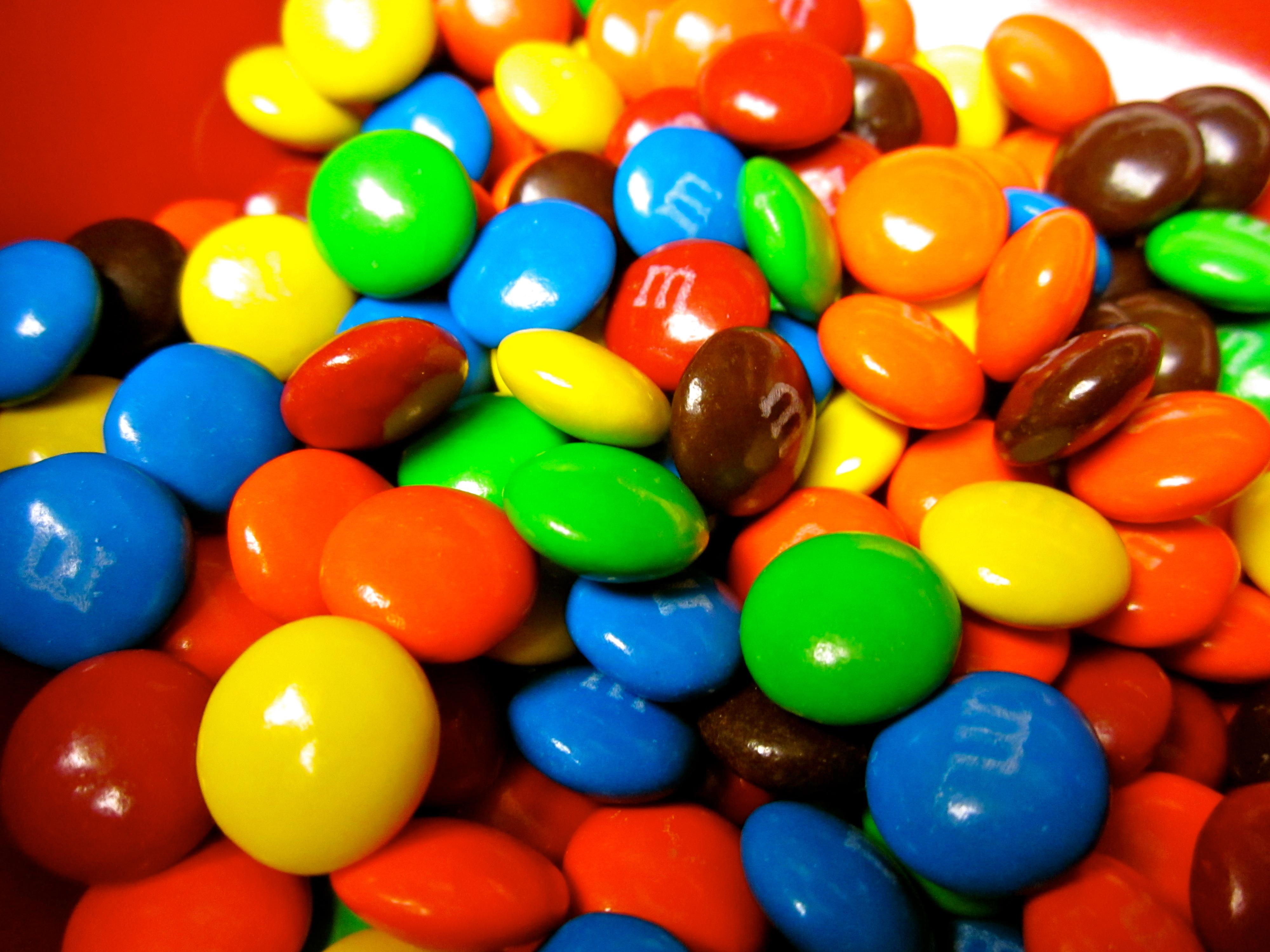 Rainbow MM Chocolate Chip Cookies EatWriteLove. ← M&M Candy Wallpaper