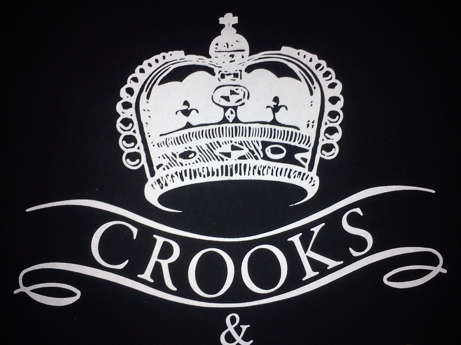 Crooks And Castles Logo Wallpaper Crooks and castles t shirt 1600x1200