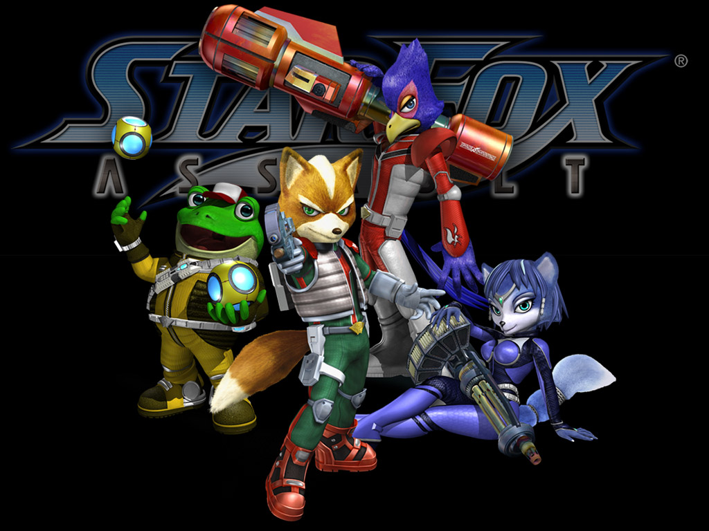 Star Fox Wallpaper Iphone