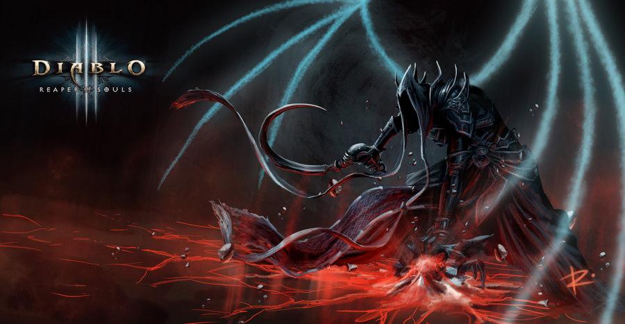 Diablo 3 Ros Wallpaper: Malthael Wallpaper