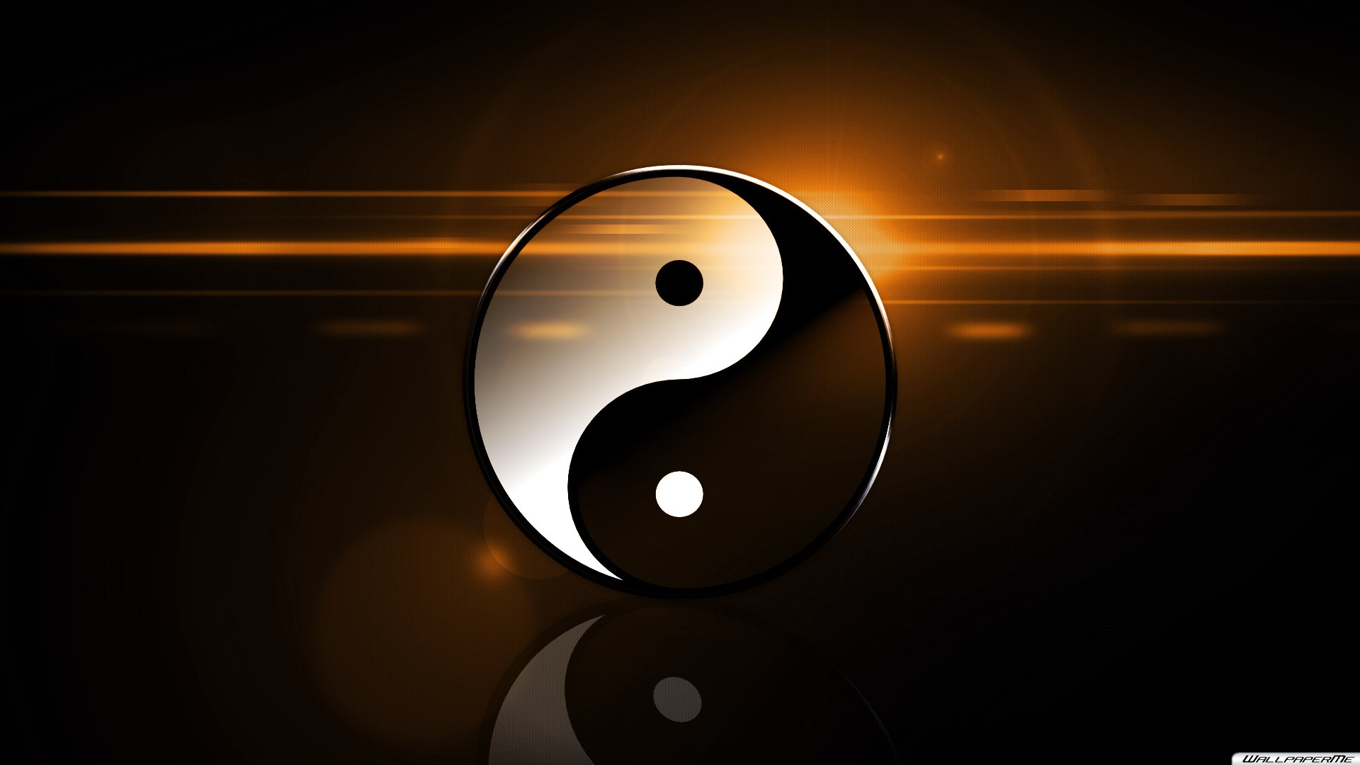 1920x1080px Yin And Yang Wallpaper Wallpapersafari
