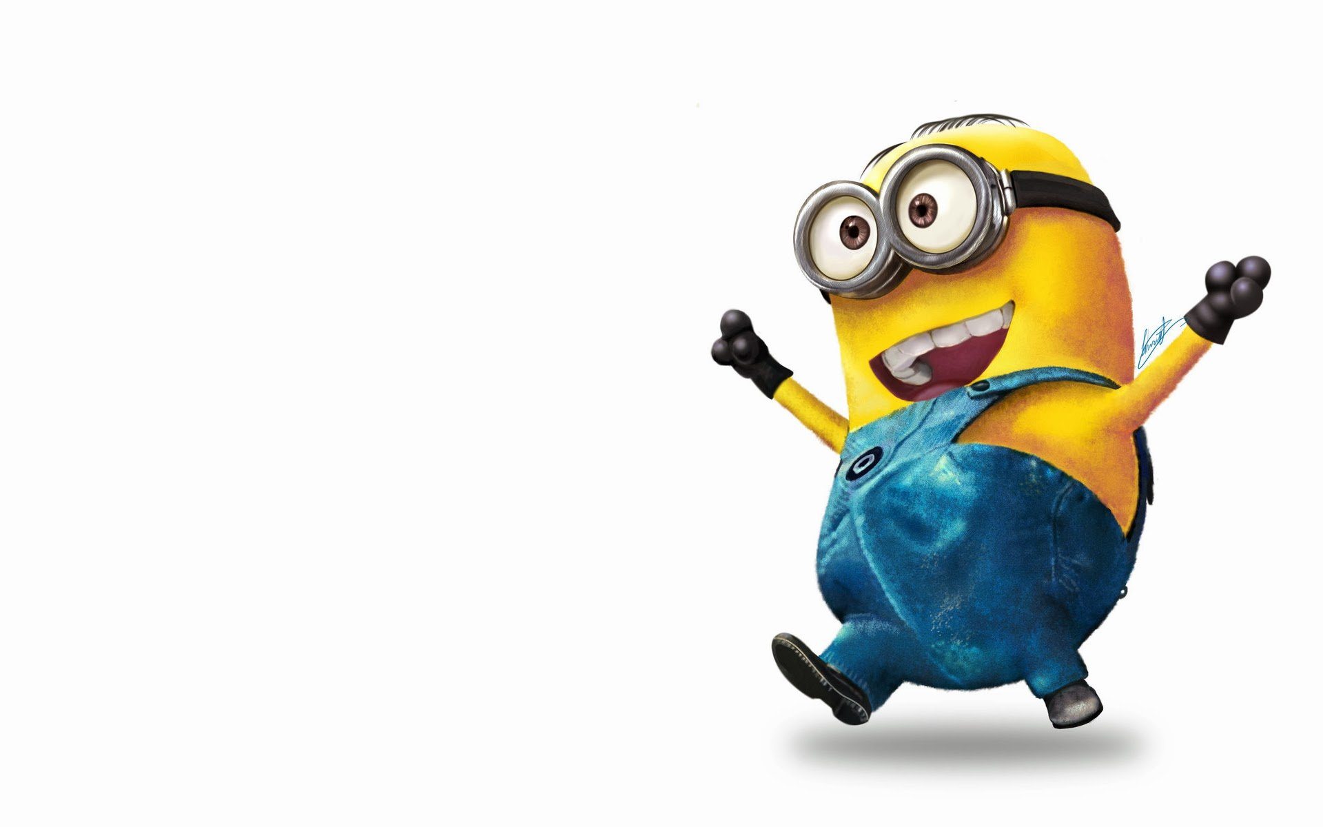 Free minion screensavers wallpaper wallpapersafari - Despicable me minion screensaver ...