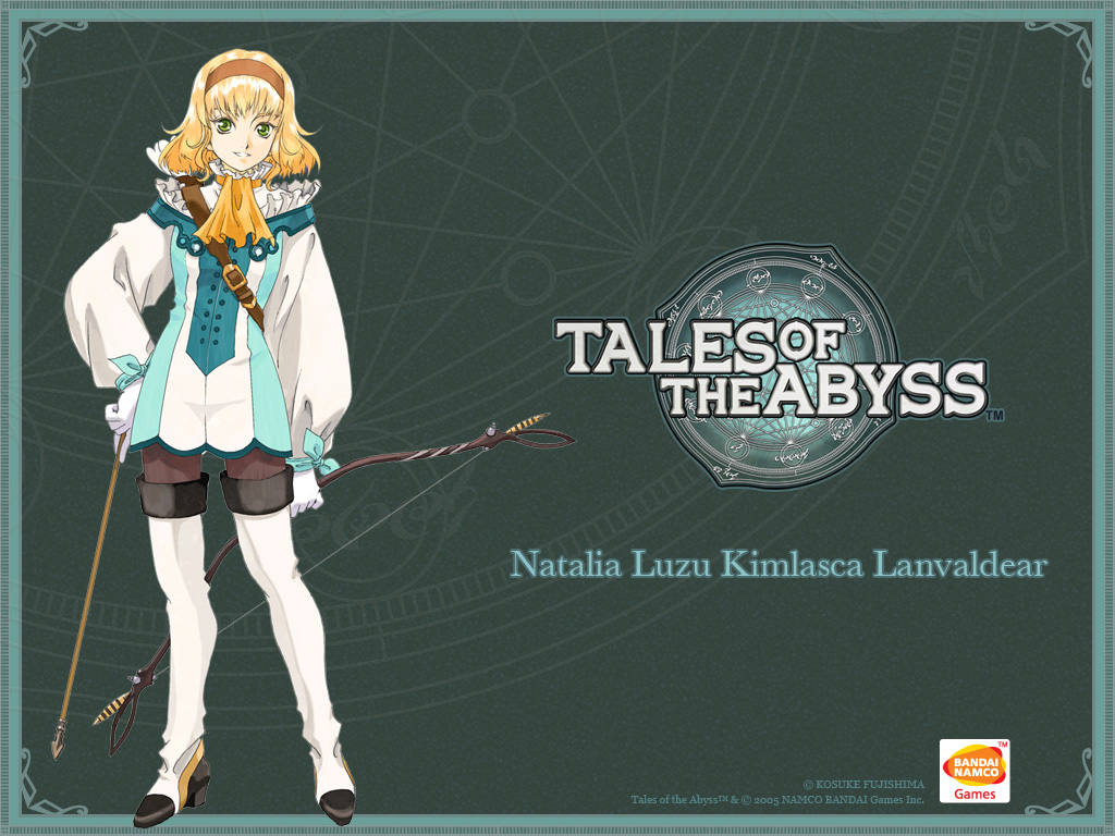 Tales Of The Abyss Computer Wallpapers Desktop Backgrounds 1024x768 1024x768