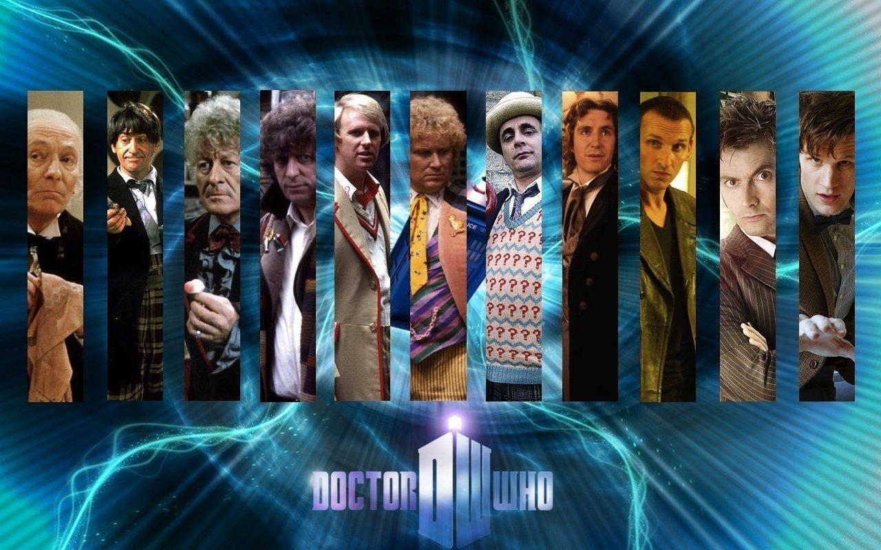 50 Doctor Who All Doctors Wallpaper On Wallpapersafari