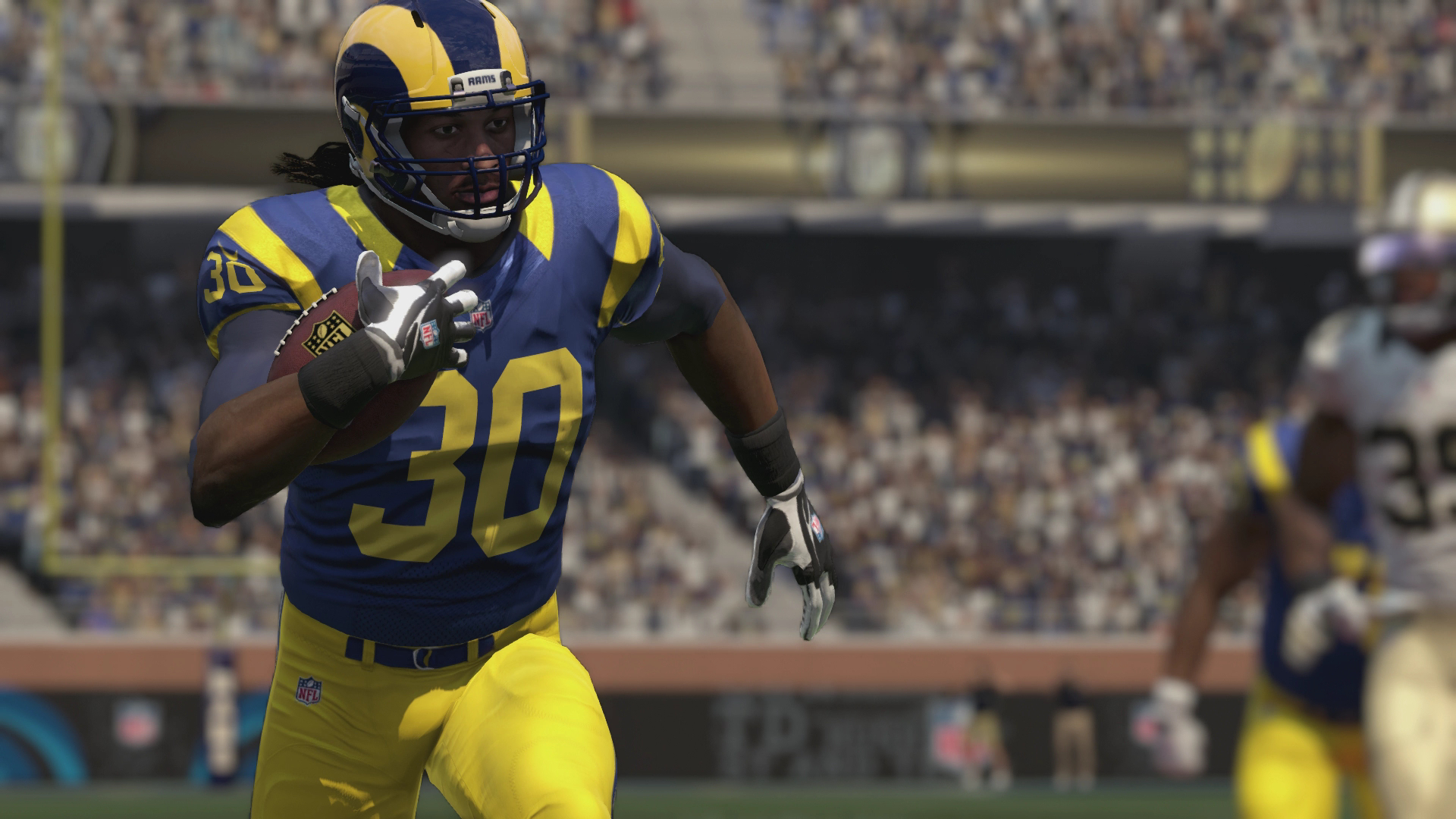90e05da9c How to move the Rams to Los Angeles in Madden NFL 16 NFL 1920x1080