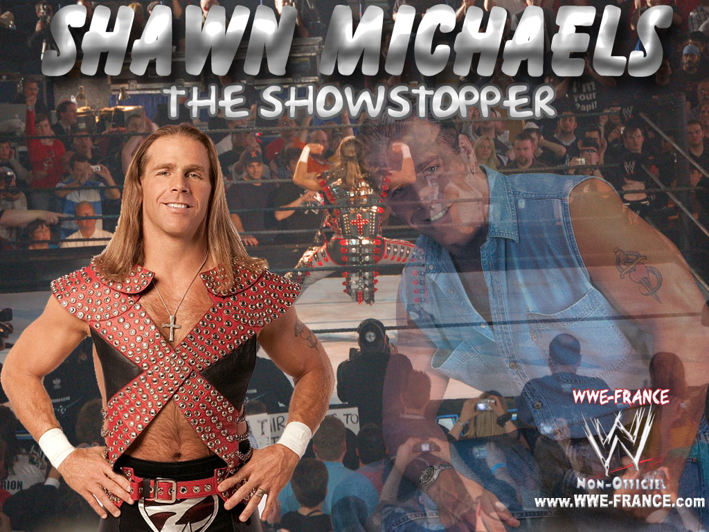 Shawn Michaels Wallpaper 04 1024jpg 1024x768