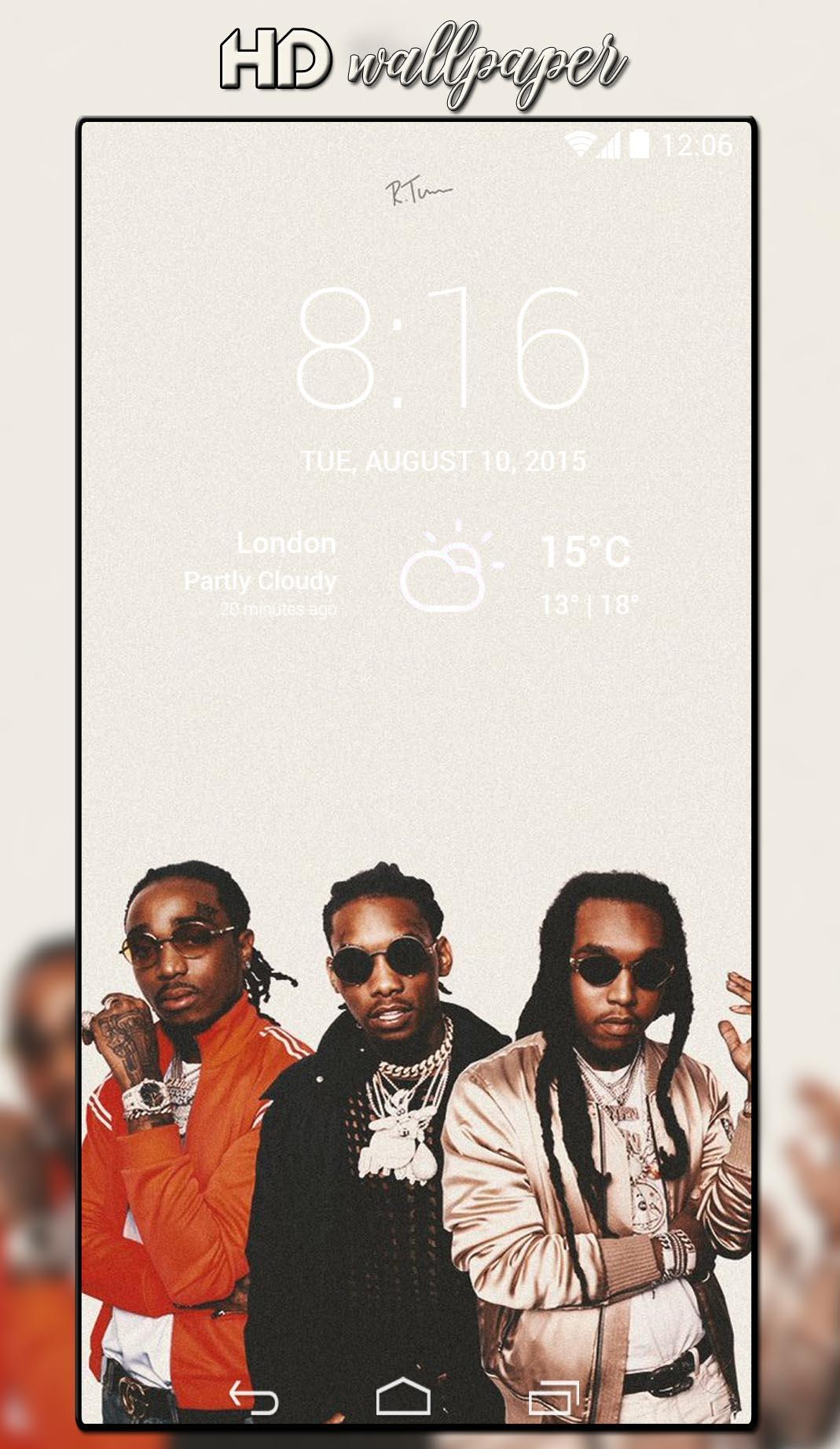 Migos Wallpaper HD for Android   APK Download 1069x1842