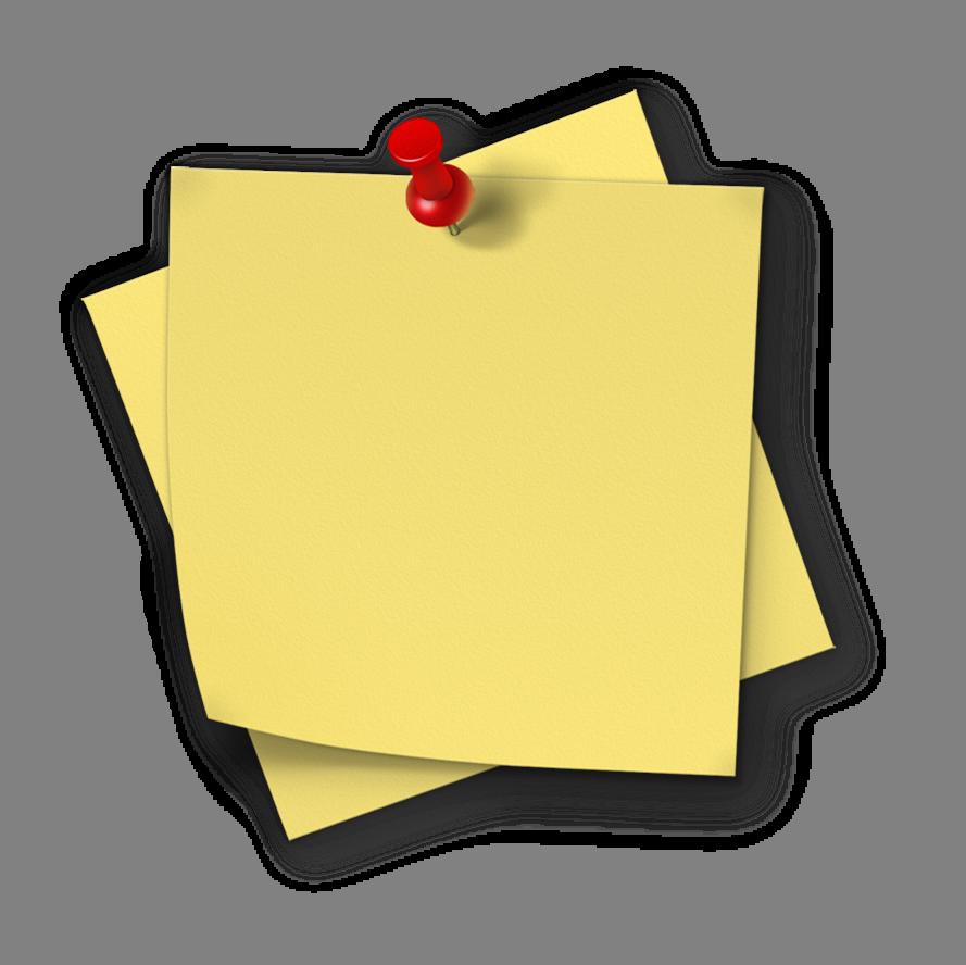 Sticky Notes Yellow Wallpaper 7985 Wallpaper ForWallpaperscom