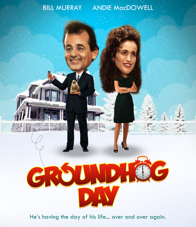 Collection of Groundhog Day Movie Wallpapers 37 images in 800x926