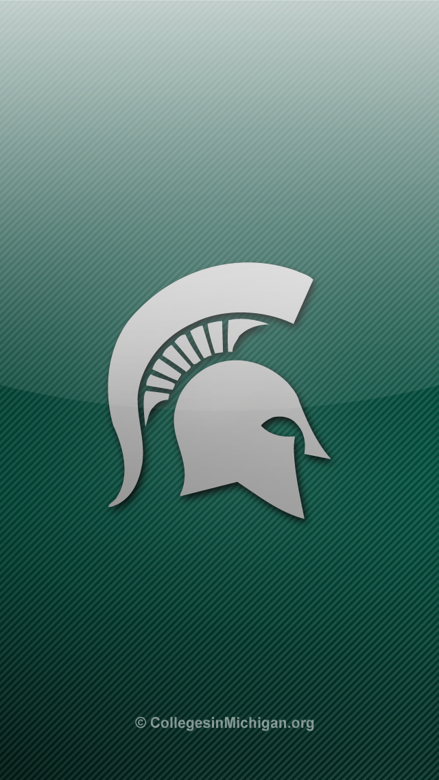 michigan state spartans football wallpaper wallpapersafari