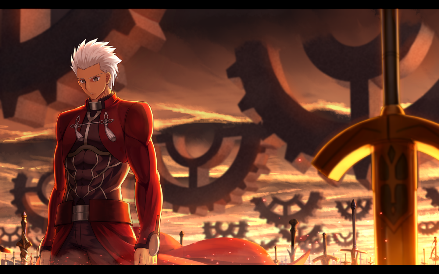 Free Download Archer Fate Stay Night Fate Series Fate Stay Night