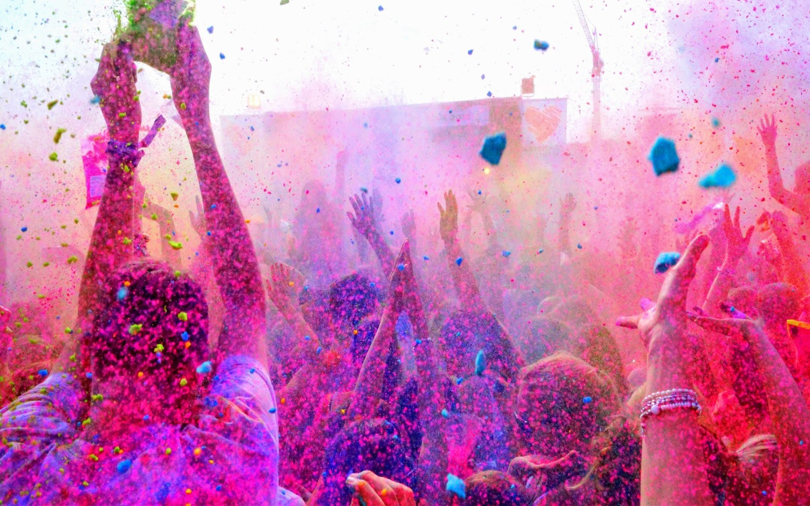 18 Best High Quality Holi Festival WallpapersImages 1600x1000