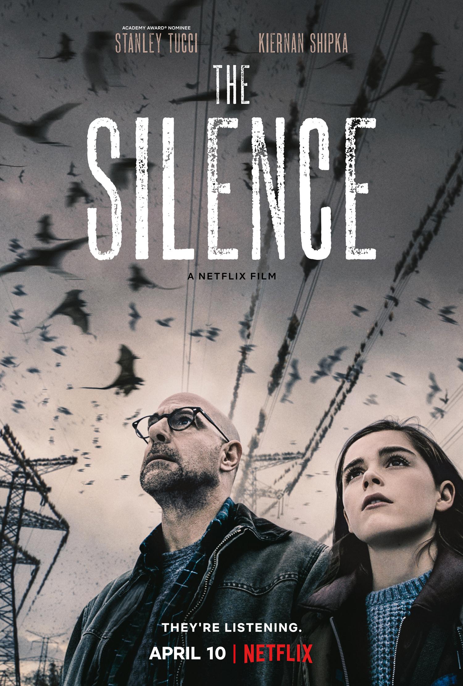 The Silence 2019   IMDb 1500x2222