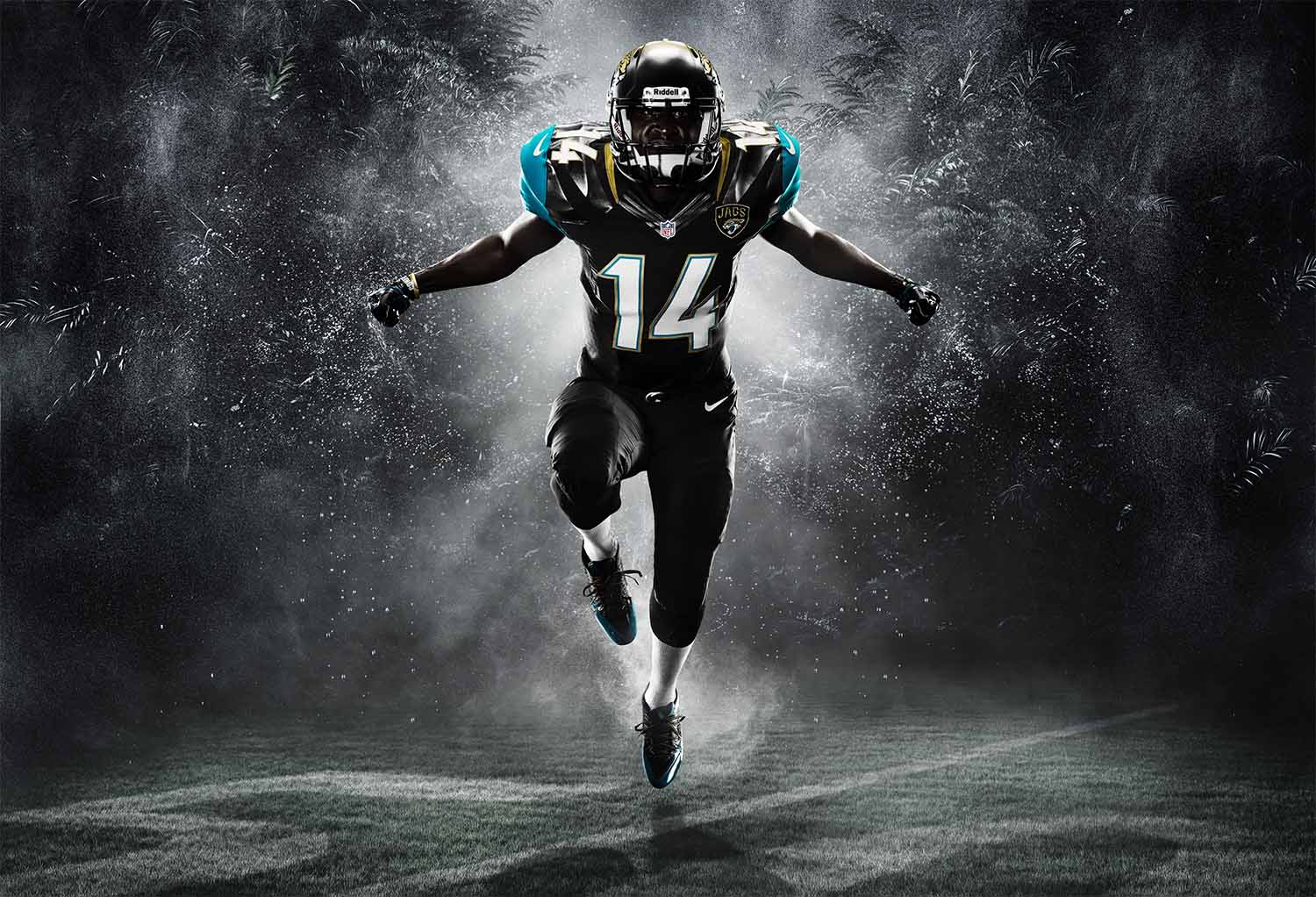 Jacksonville Jaguars nfl football wallpaper background 1500x1022