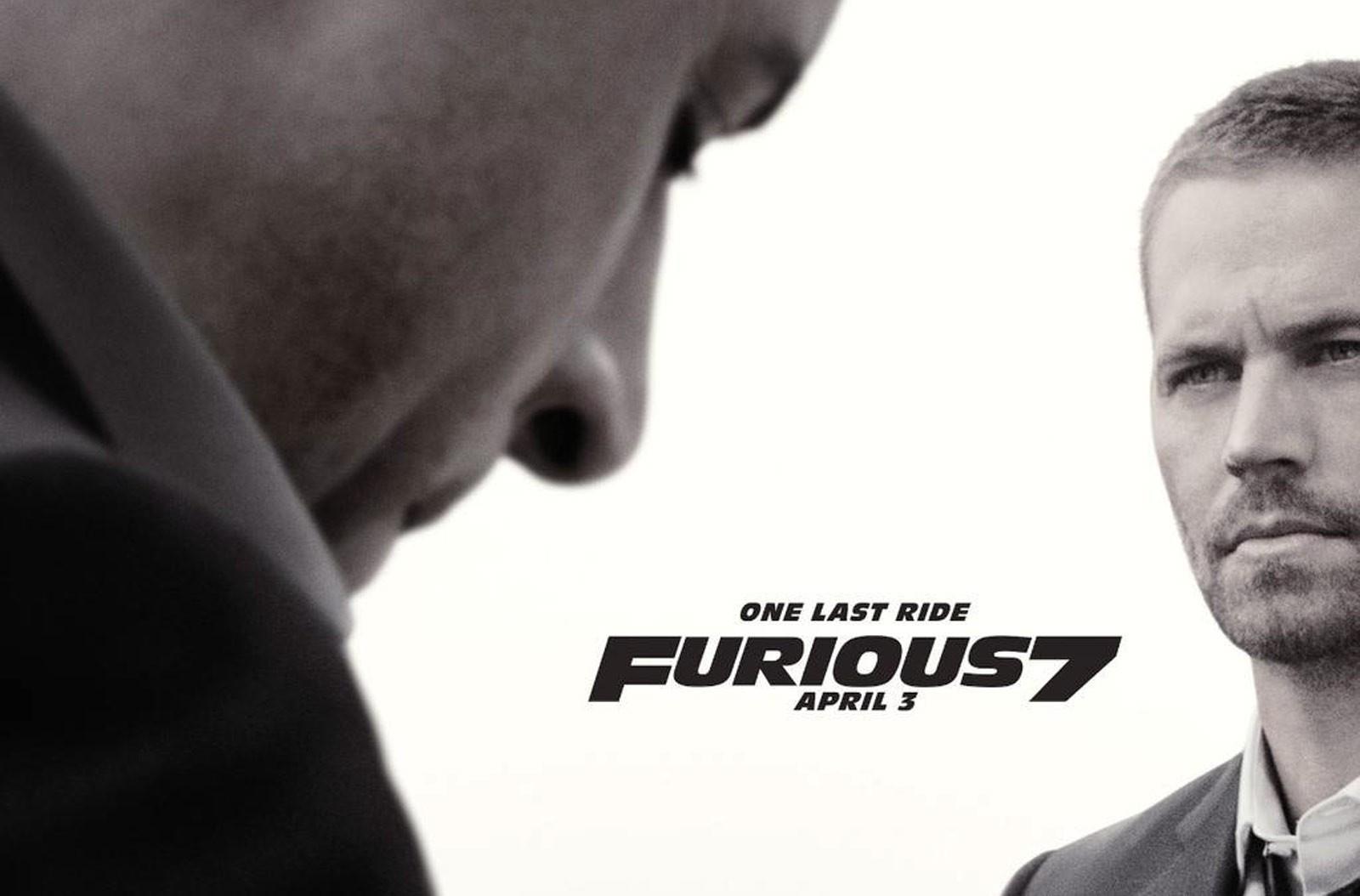 One Last Ride Furious 7 HD Wallpaper   Stylish HD Wallpapers 1600x1054