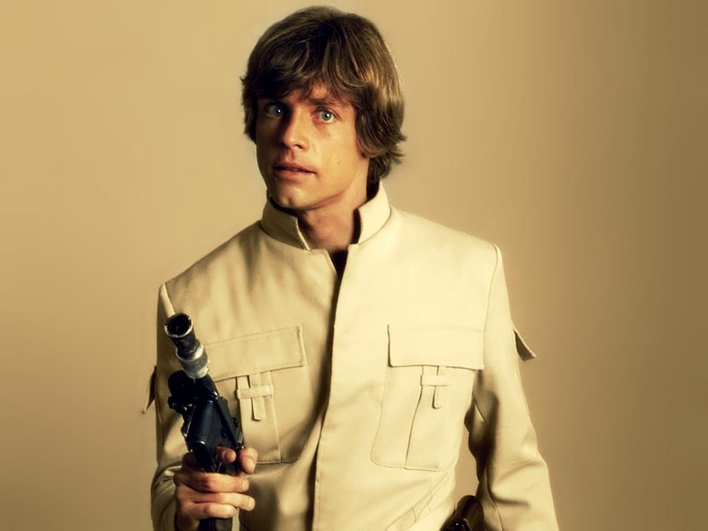 Luke Skywalker HD Desktop wallpaper images and photos 1024x768