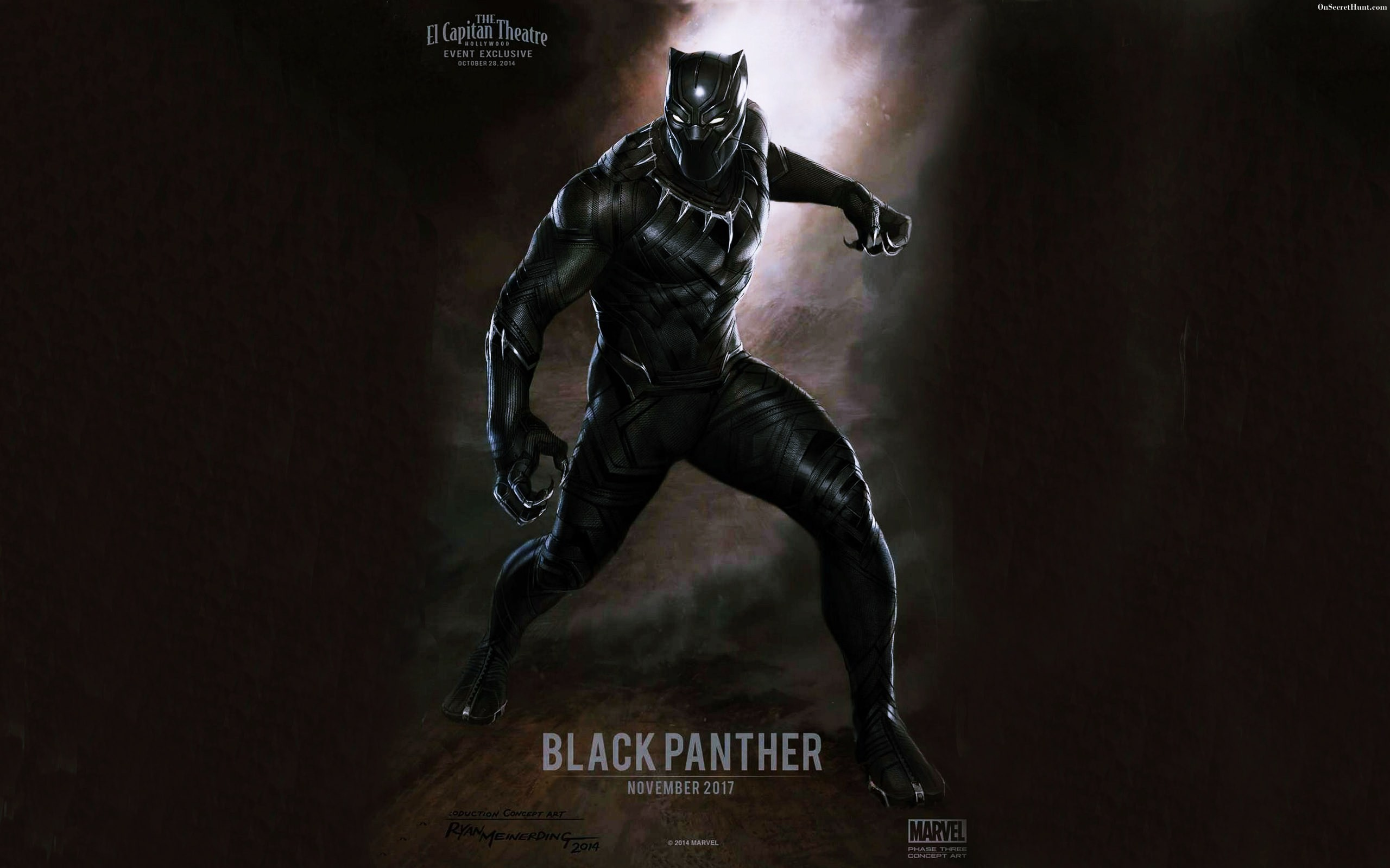 Black Panther Marvel Wallpapers Group 53 2560x1600