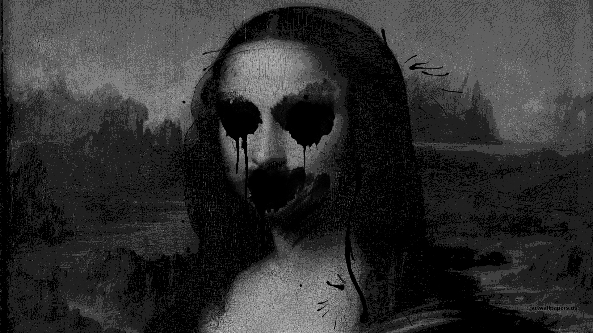 50+] Creepy Wallpapers on WallpaperSafari