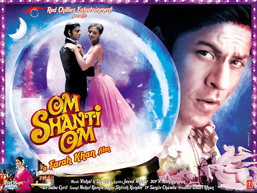 fav starsfilms and music from bollywood^ ^ Om Shanti Om wallpapers 1024x768