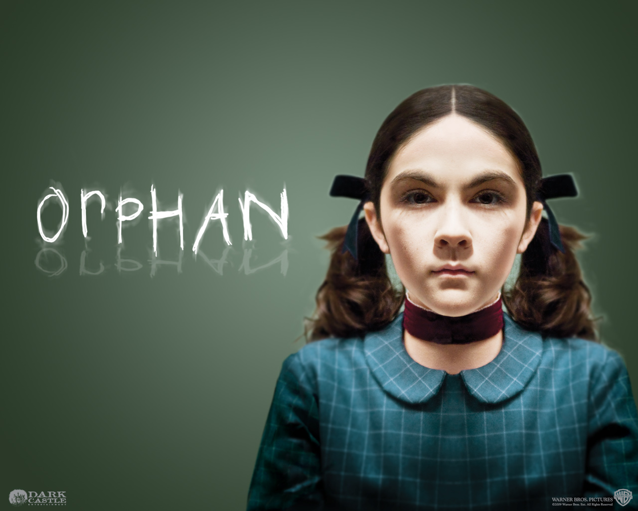 THERES SOMETHING WRONG WITH ESTER BY MRF   Orphan Wallpaper 1280x1024