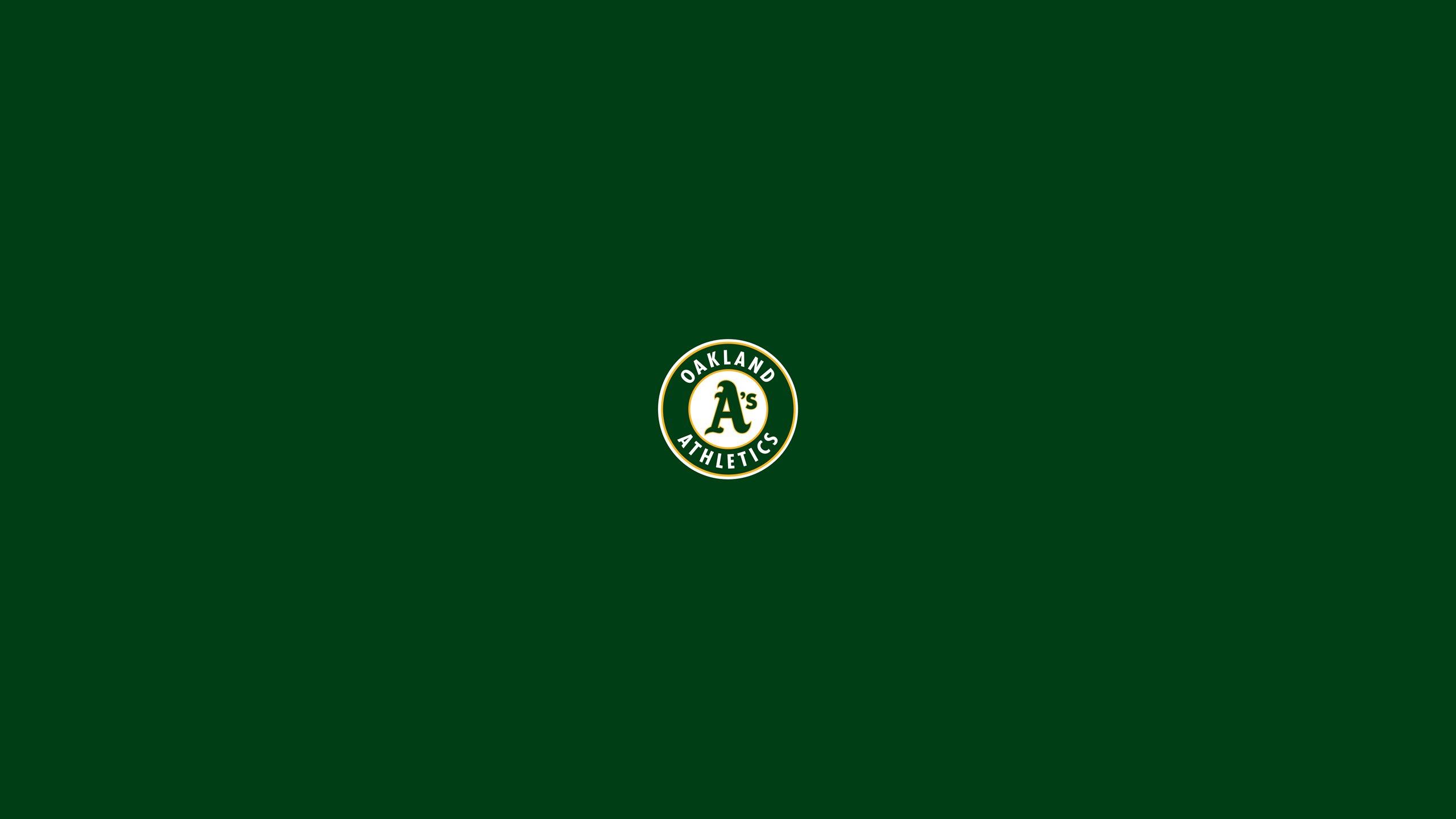 OAKLAND ATHLETICS mlb baseball 50 wallpaper background 2560x1440