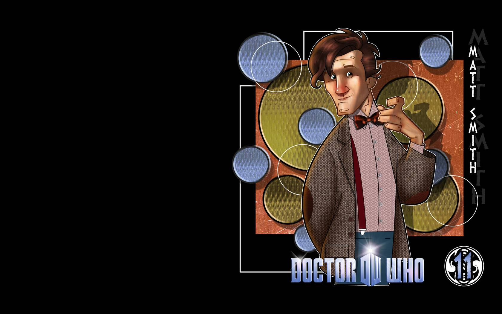 Matt Smith 16801050 Wallpaper 620810 1680x1050